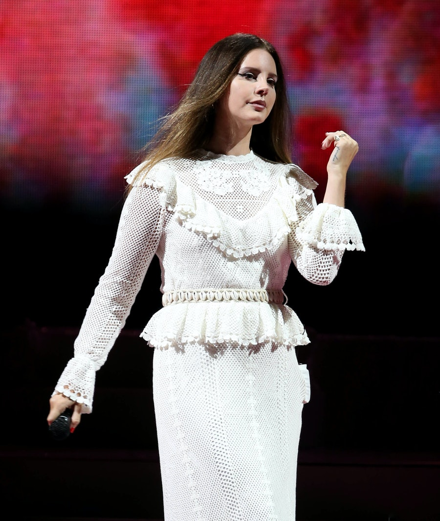 Lana Del Rey In Concert - Wantagh, NY