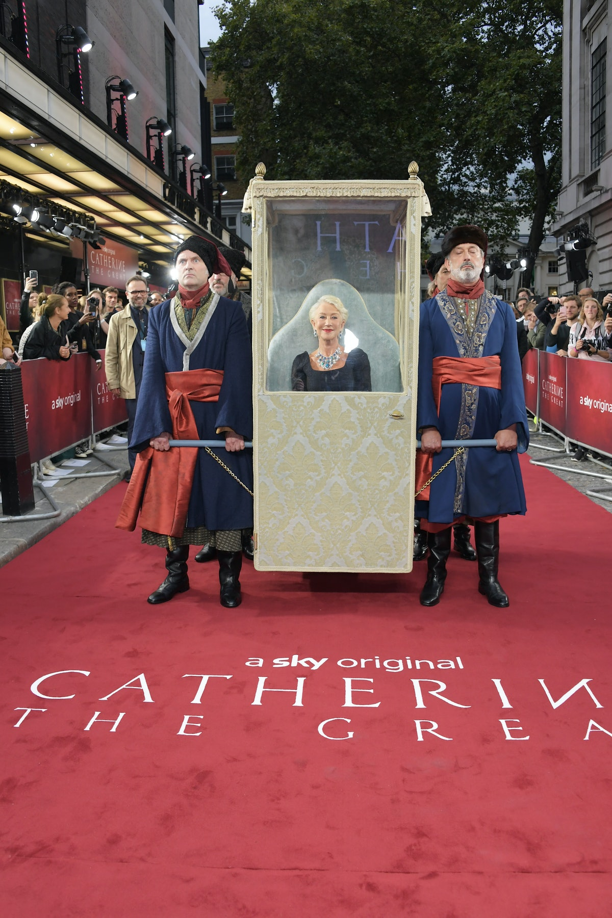 "Sky Atlantic's ""Catherine The Great"" Premiere Screening Starring Dame Helen Mirren"