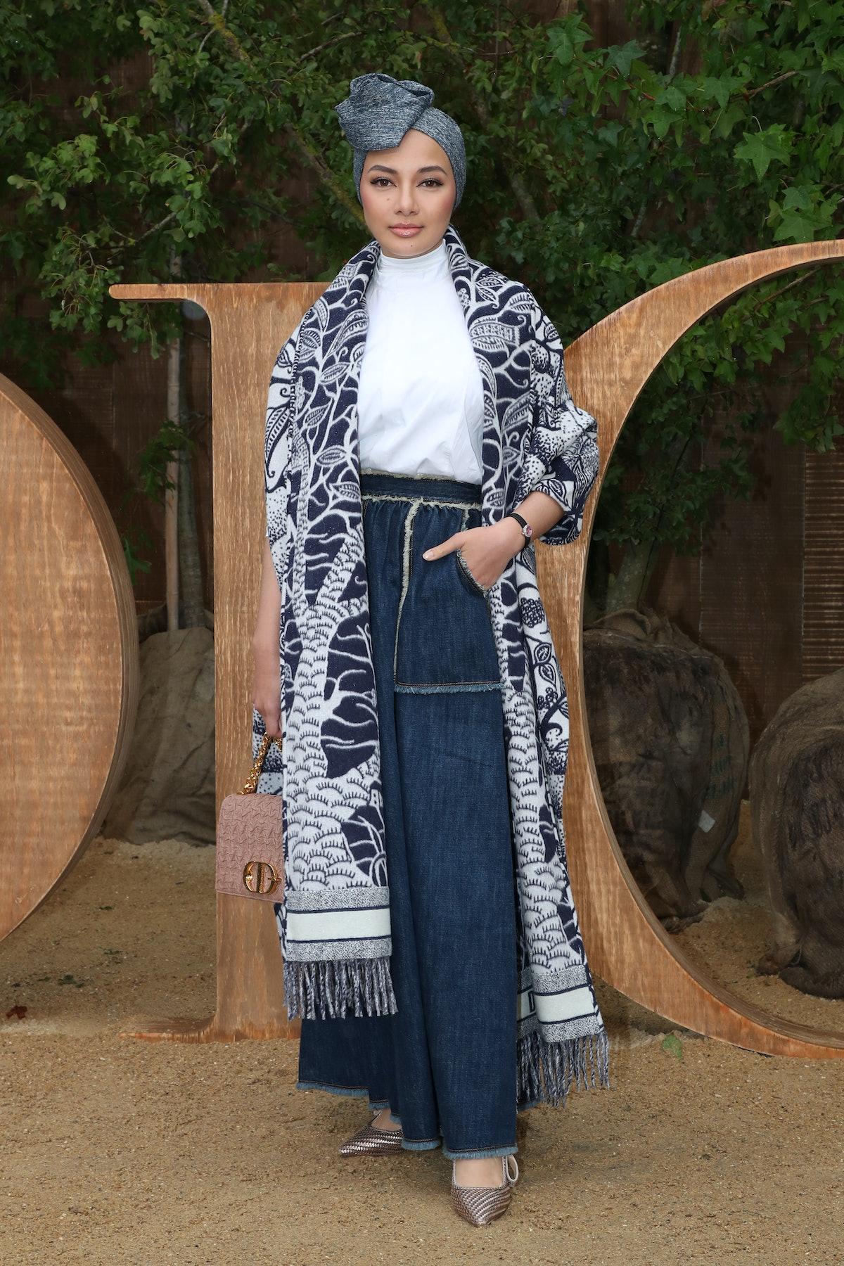 Christian Dior : Front Row -  Paris Fashion Week - Womenswear Spring Summer 2020