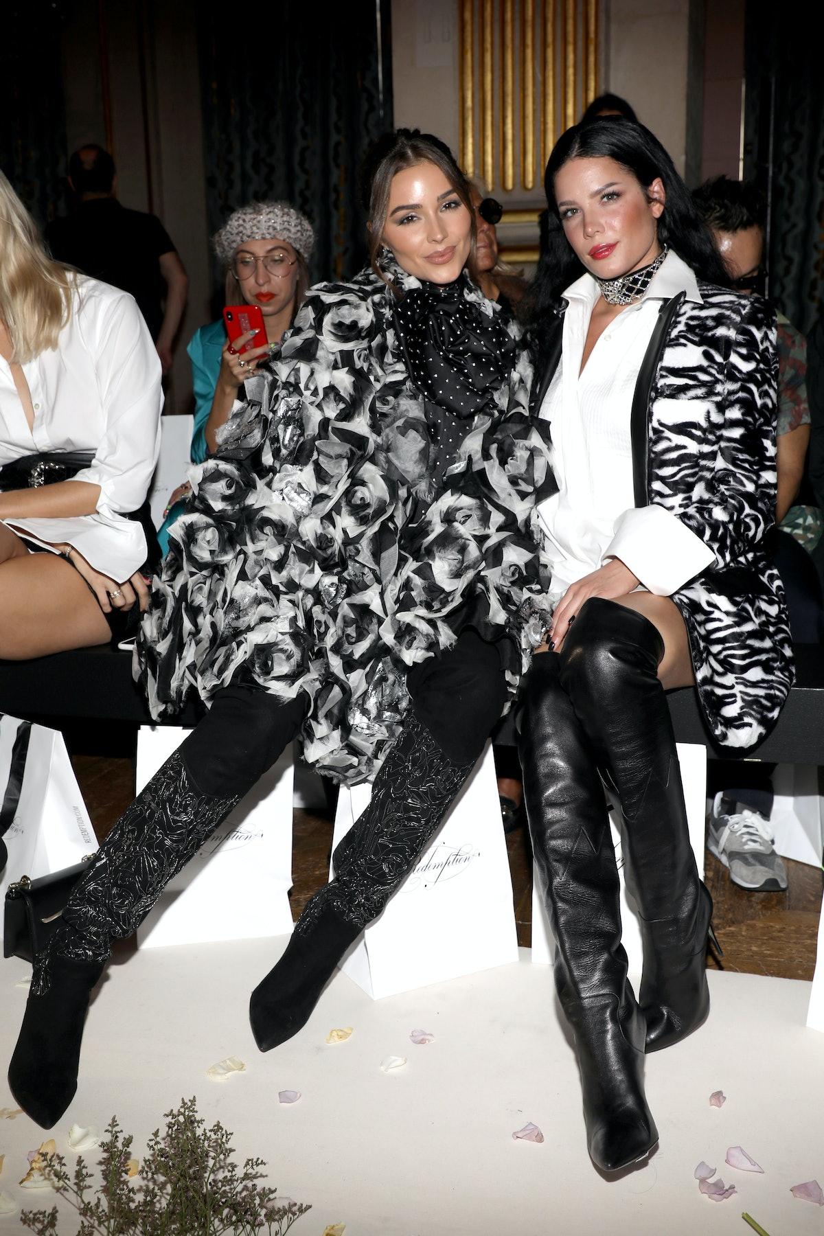 Redemption : Front Row -  Paris Fashion Week - Womenswear Spring Summer 2020