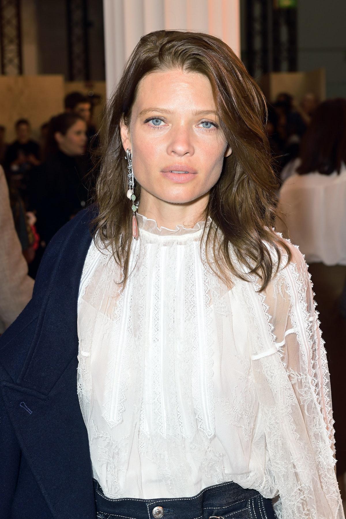 Chloe : Front Row -  Paris Fashion Week - Womenswear Spring Summer 2020