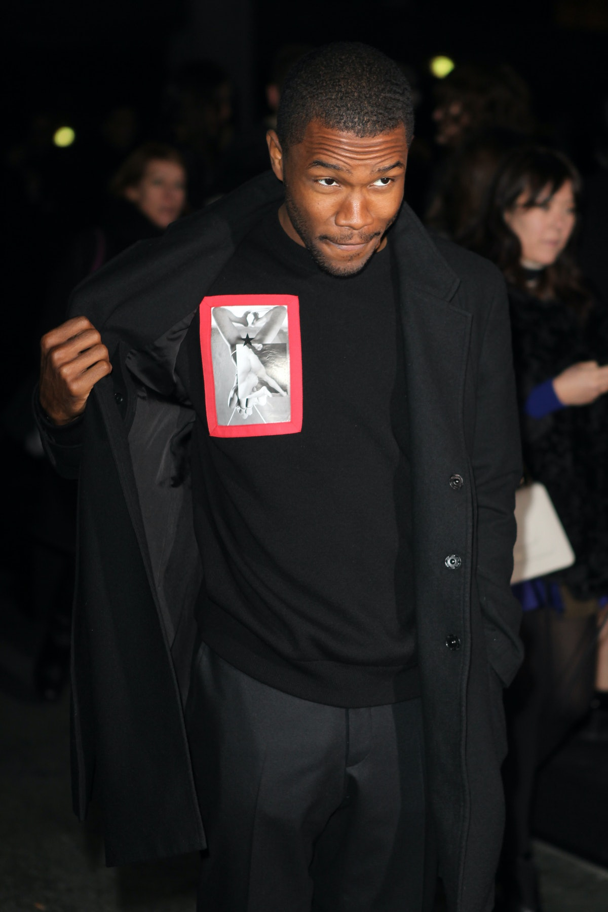Givenchy - Arrivals - PFW F/W 2013