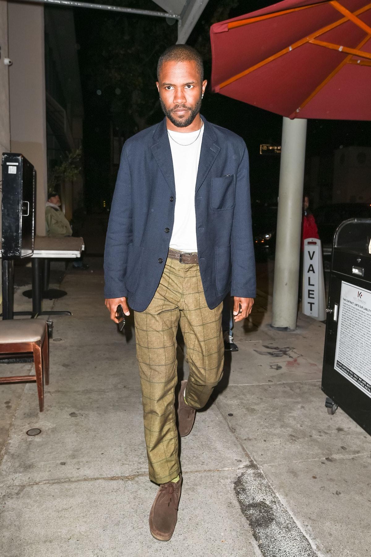 Celebrity Sightings In Los Angeles - May 31, 2019