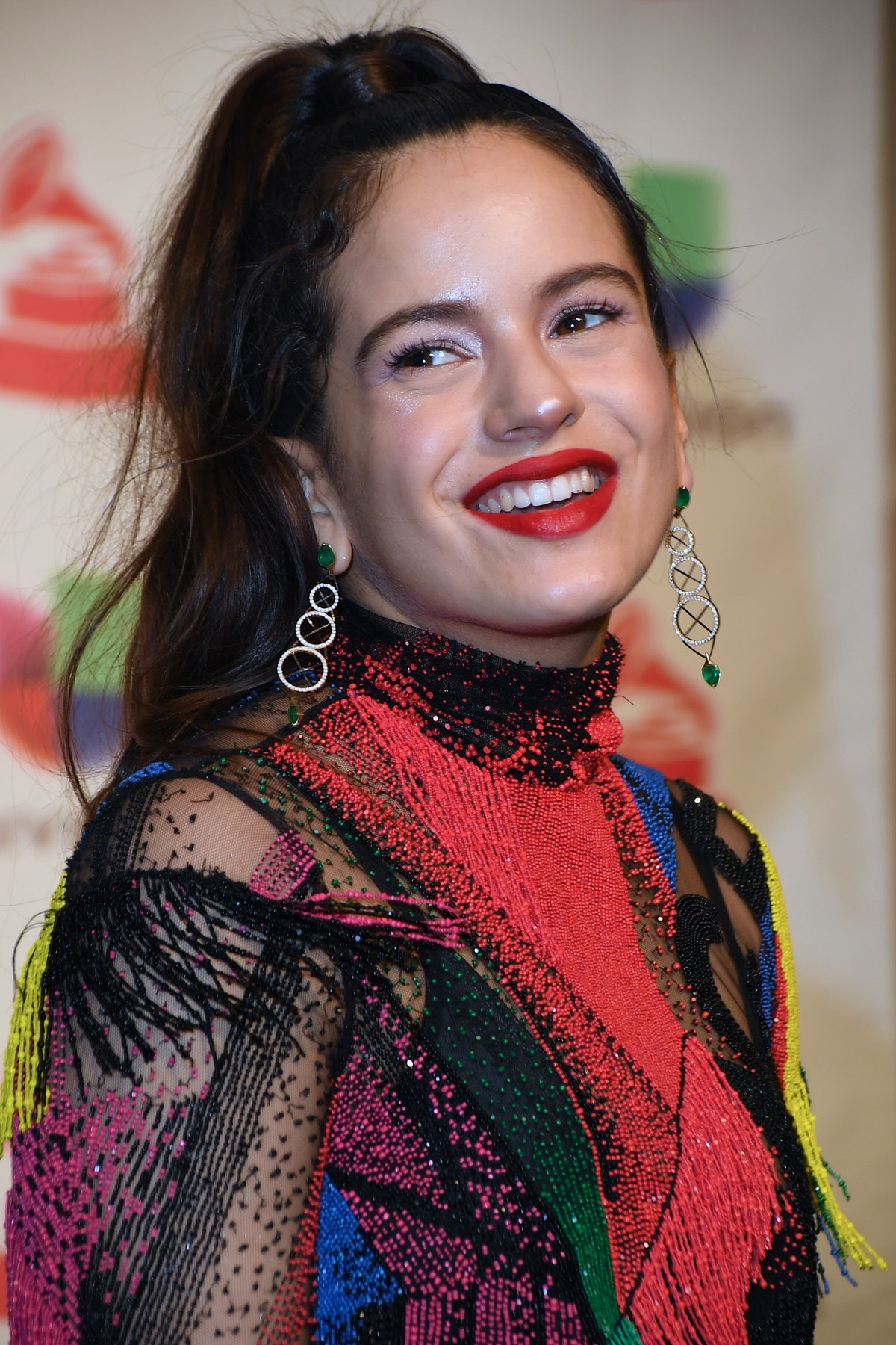 The 19th Annual Latin GRAMMY Awards - Press Room