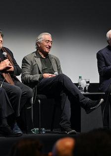 """57th New York Film Festival - """"The Irishman"""" Press Conference"""