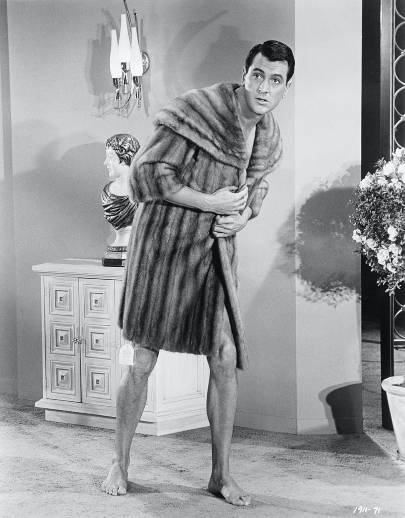 Rock Hudson in Lover Come Back