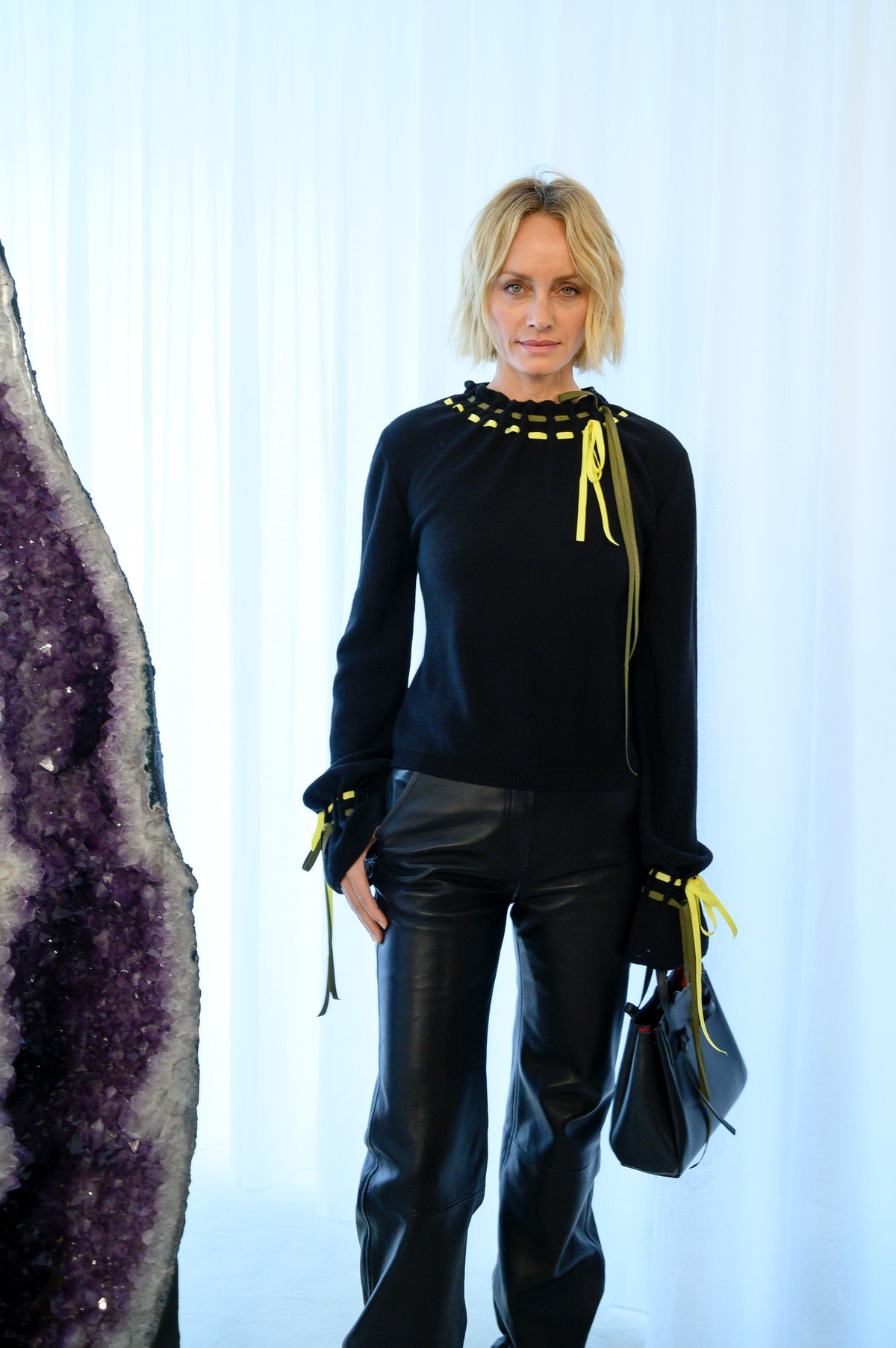 Loewe : Front Row -  Paris Fashion Week - Womenswear Spring Summer 2020