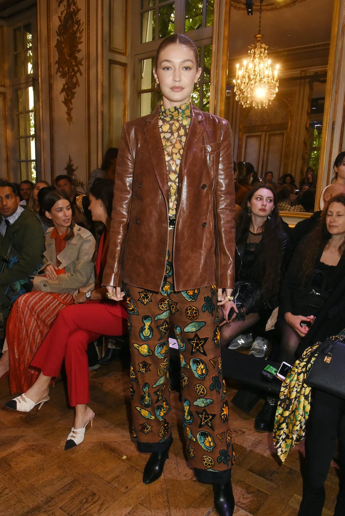 Each x Other : Front Row -  Paris Fashion Week - Womenswear Spring Summer 2020