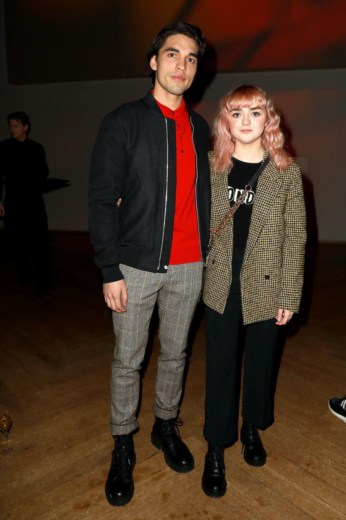Paul Smith : Front Row - Paris Fashion Week - Menswear F/W 2019-2020