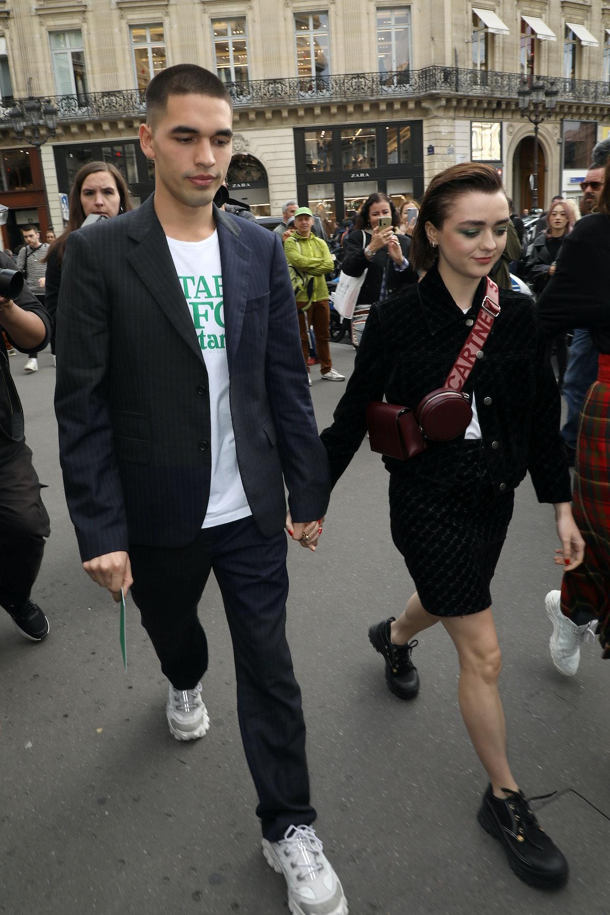 Stella McCartney : Outside Arrivals -  Paris Fashion Week - Womenswear Spring Summer 2020