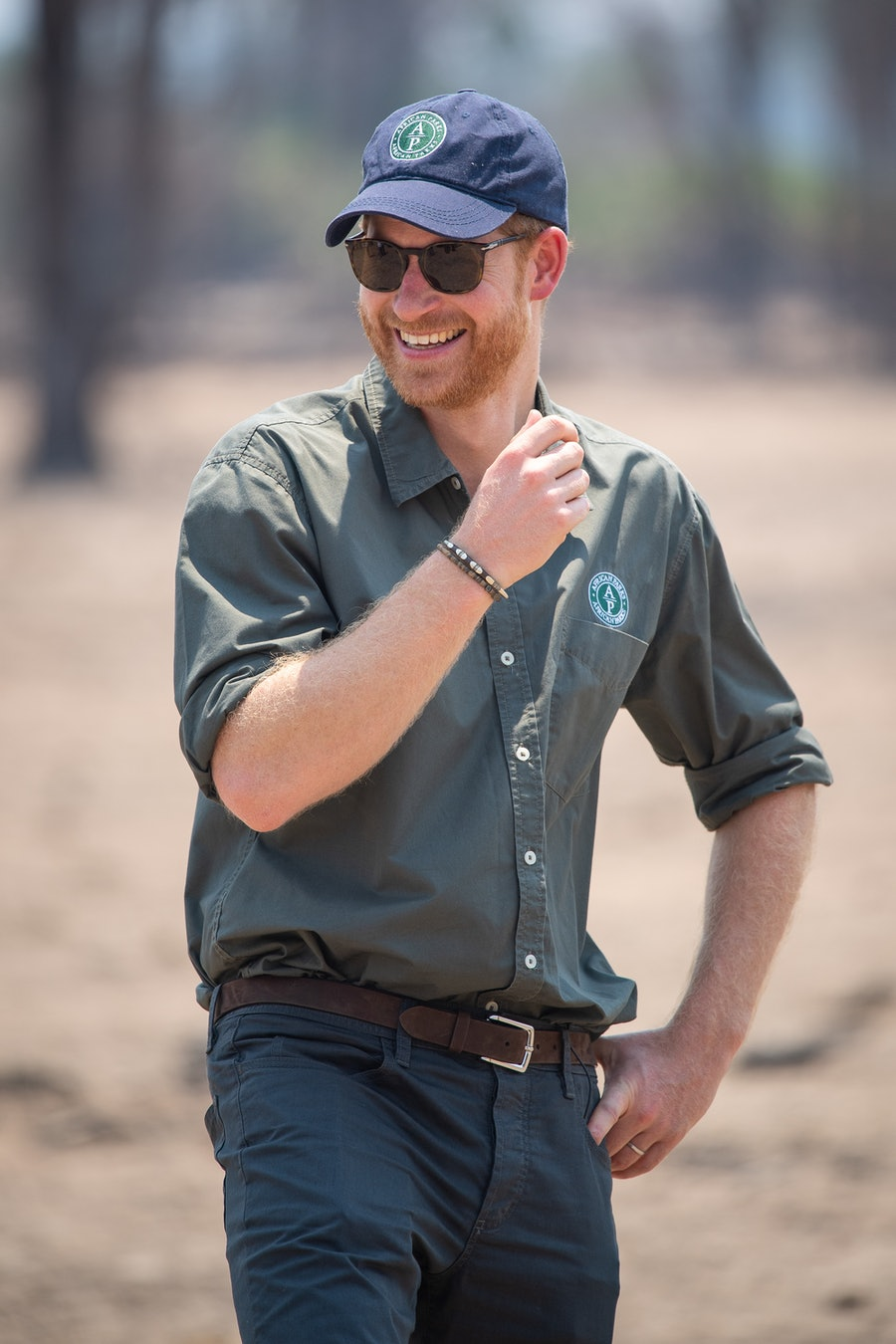 The Duke Of Sussex Visits Malawi - Day Two