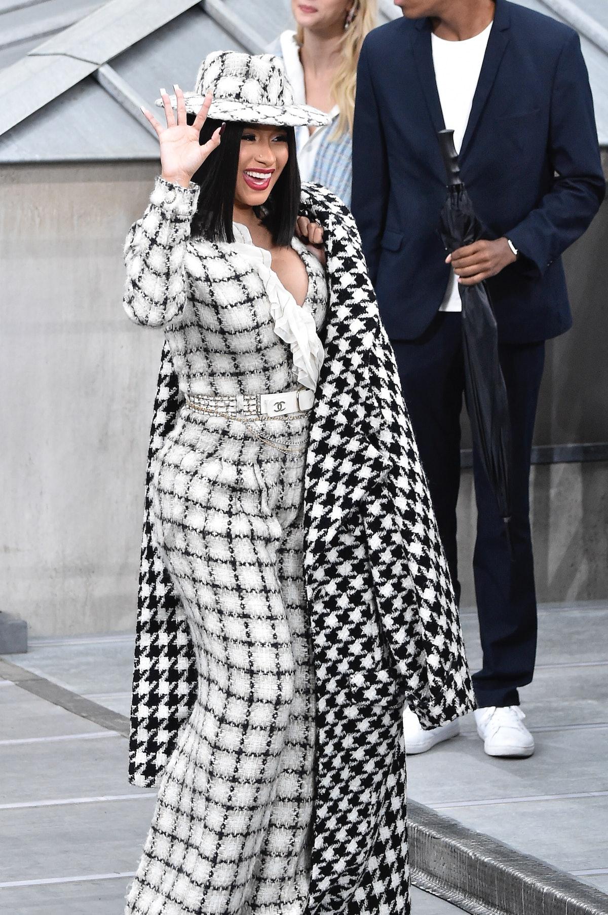 Chanel : Front Row - Paris Fashion Week - Womenswear Spring Summer 2020