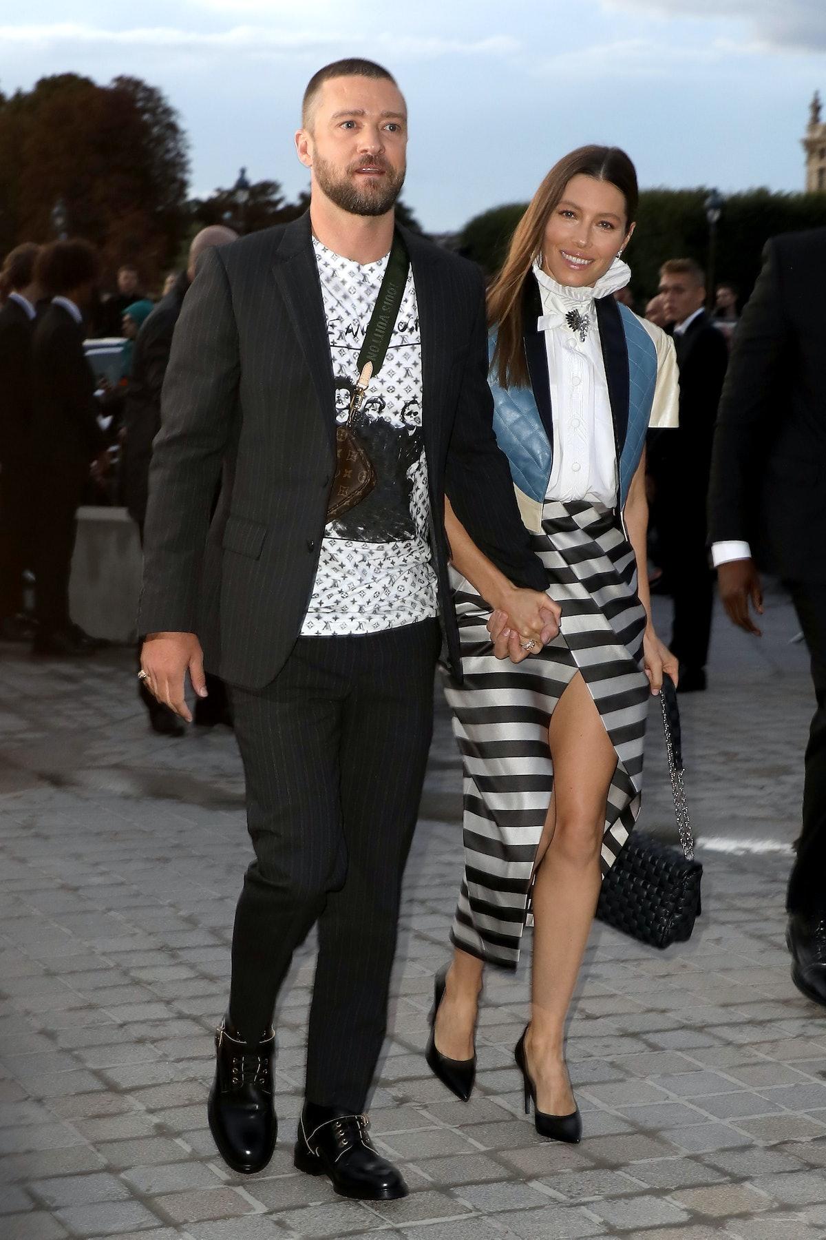 Louis Vuitton : Outside Arrivals -  Paris Fashion Week - Womenswear Spring Summer 2020