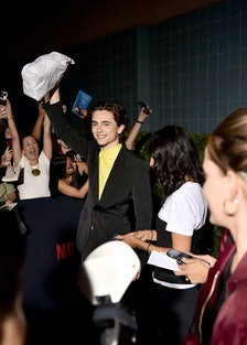 """""""The King"""" New York Premiere"""