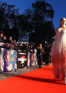 """""""The Personal History Of David Copperfield"""" European Premiere & Opening Night Gala - 63rd BFI London..."""