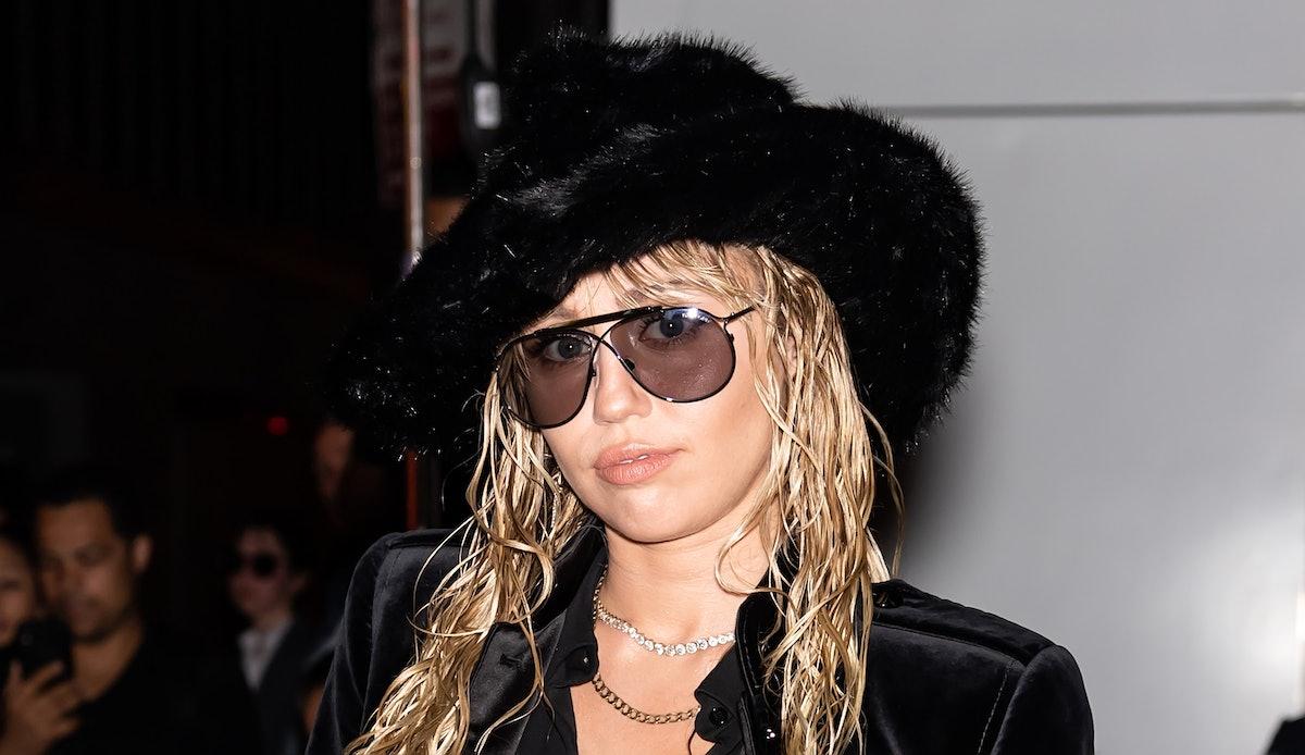 Celebrity Sightings In New York City - September 09, 2019