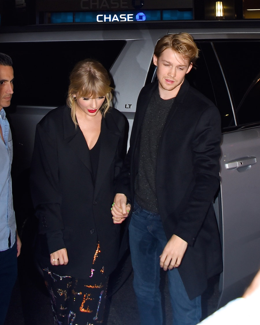 Celebrity Sightings in New York City - October 6, 2019