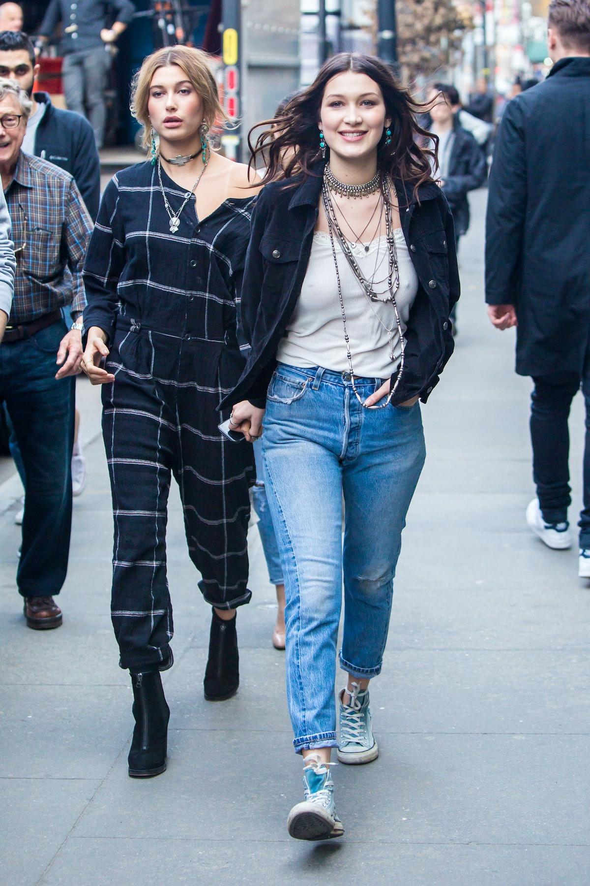 Celebrity Sightings In New York City - April 02, 2015