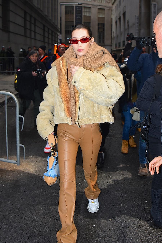 Celebrity Sightings in New York City - February 13, 2019