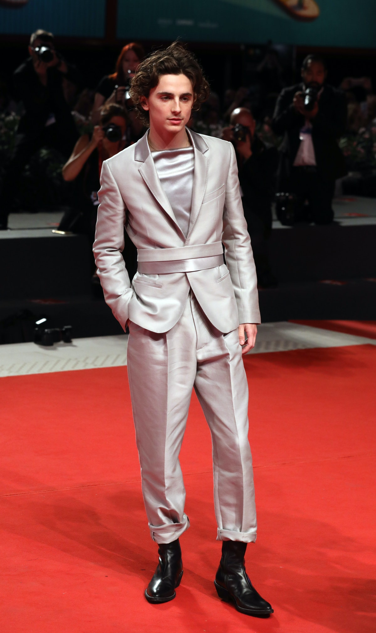 """""""The King"""" Red Carpet - The 76th Venice Film Festival"""