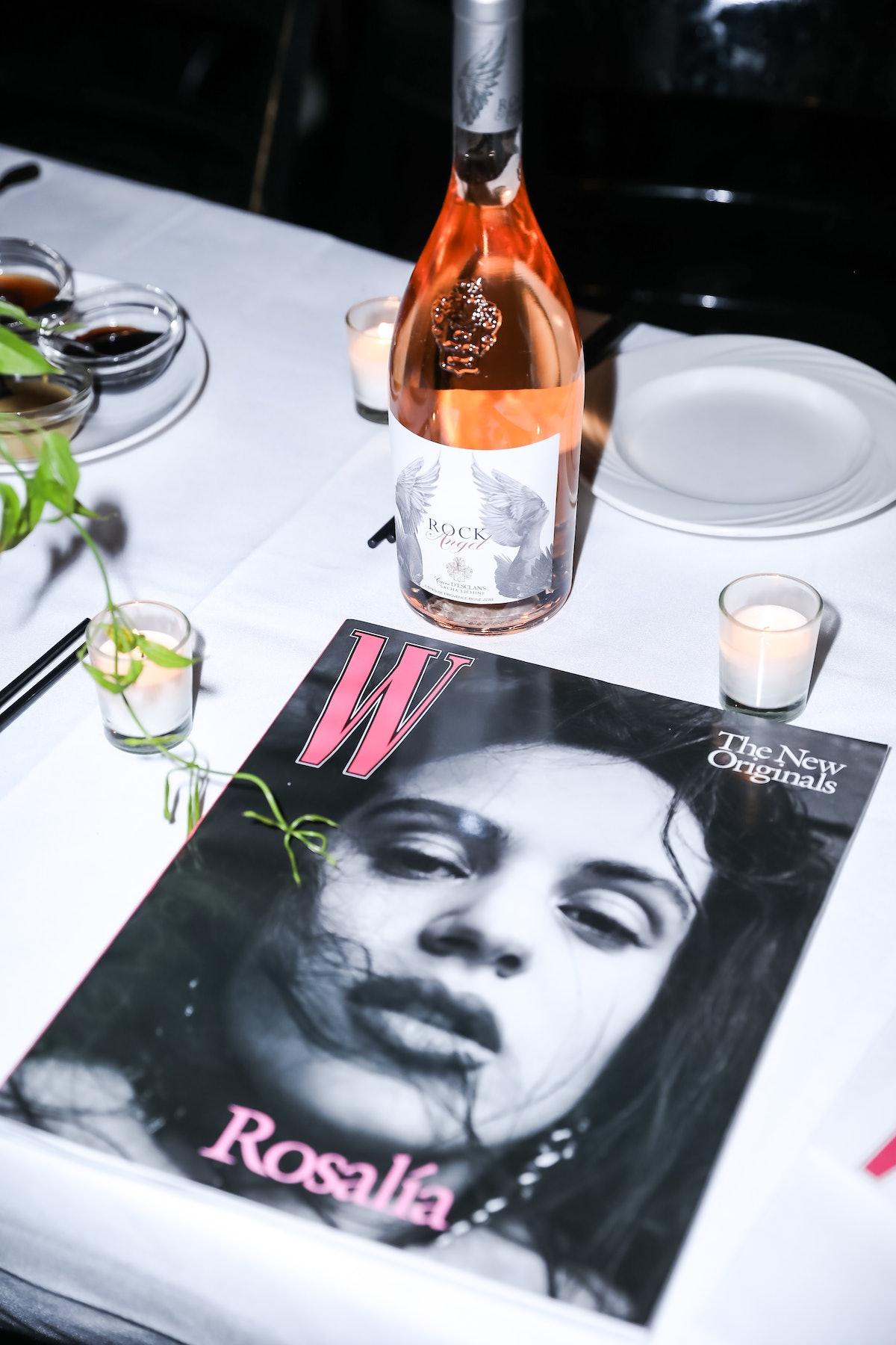 W Magazine: The New Originals Issue Dinner