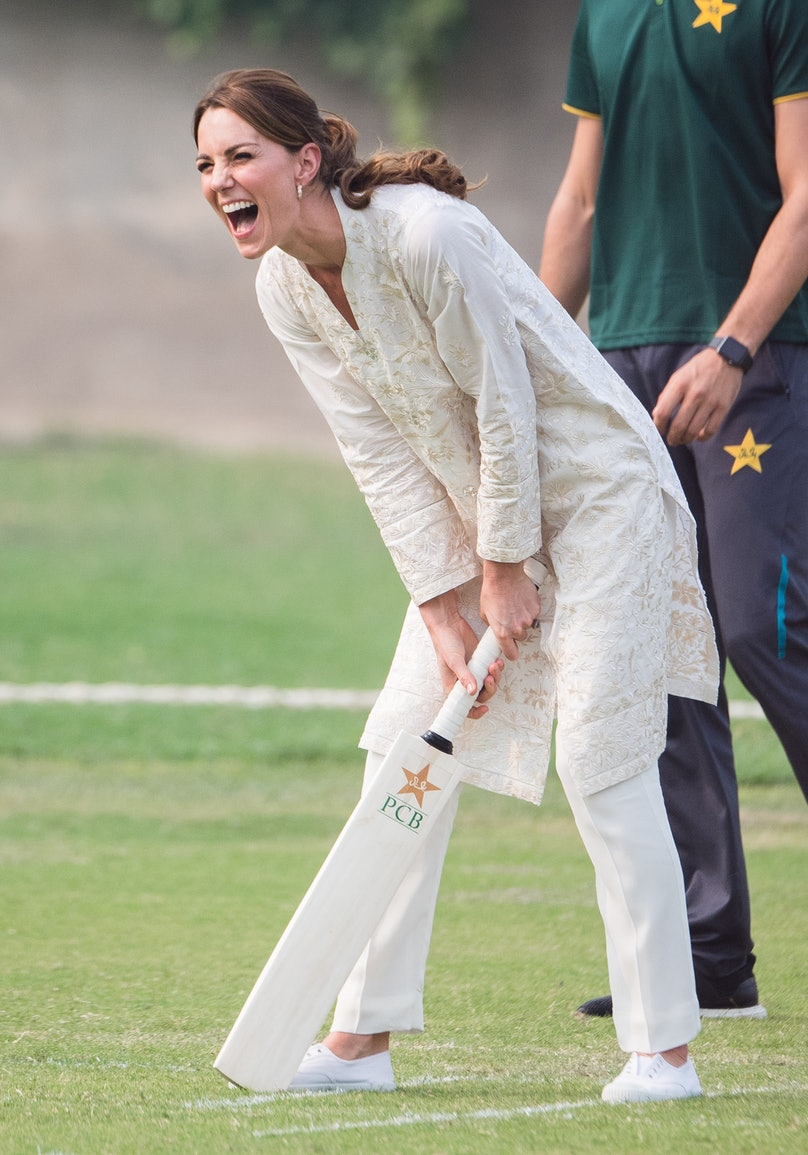 The Duke And Duchess Of Cambridge Visit The North Of Pakistan