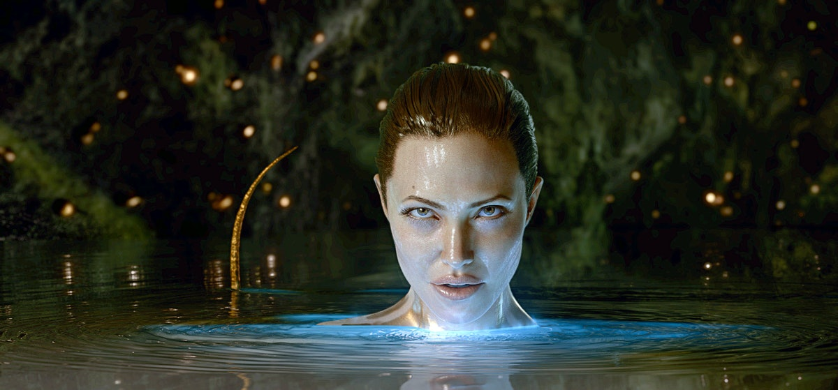 BEOWULF, Angelina Jolie, 2007. ©Paramount/Courtesy Everett Collection