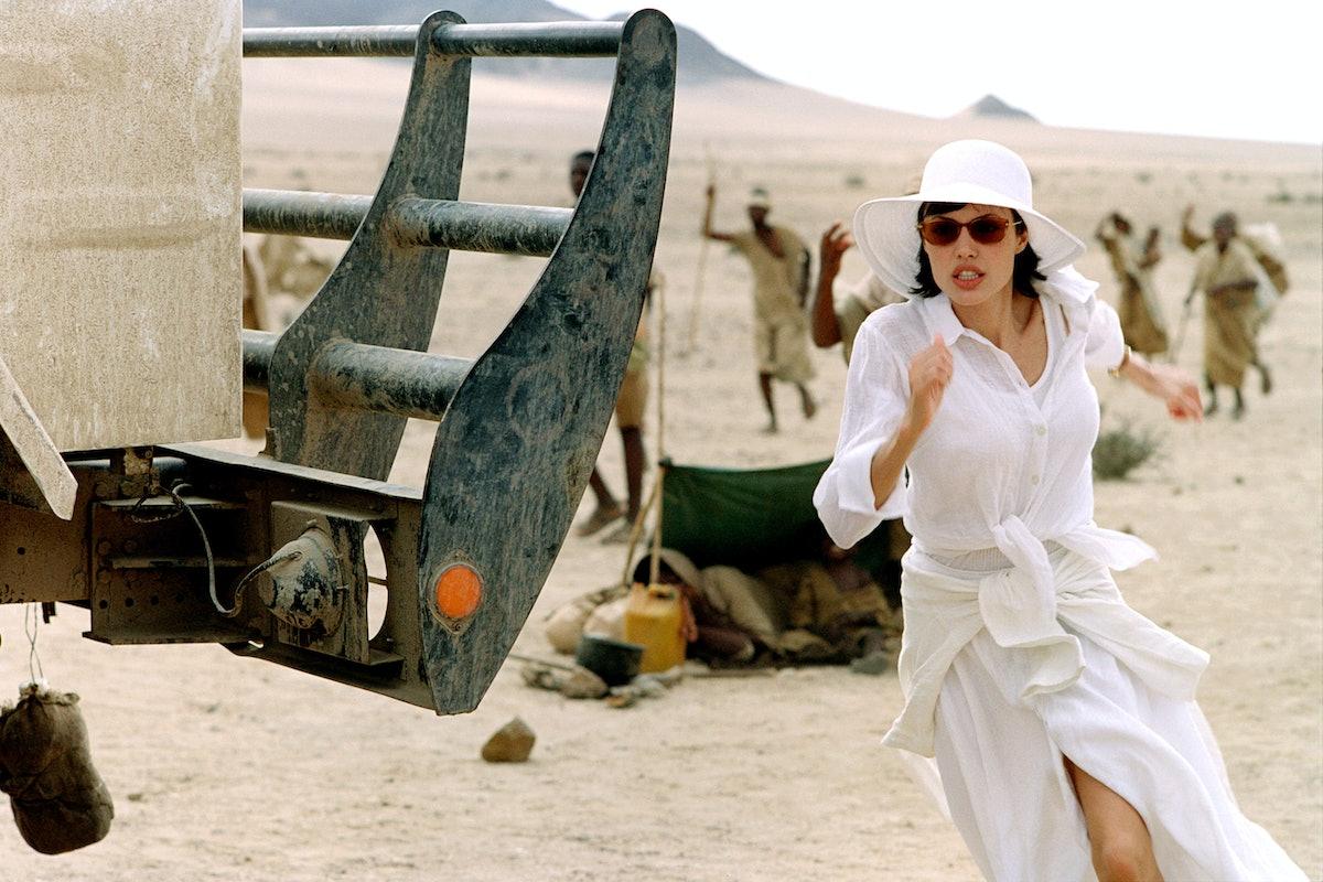 BEYOND BORDERS, Angelina Jolie, 2003, (c) Paramount/courtesy Everett Collection