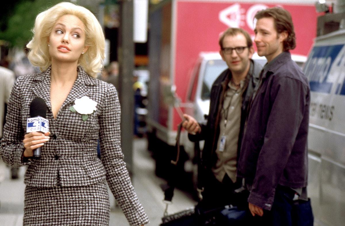 LIFE OR SOMETHING LIKE IT, Angelina Jolie, Max Baker, Edward Burns, 2002, TM & Copyright (c) 20th Ce