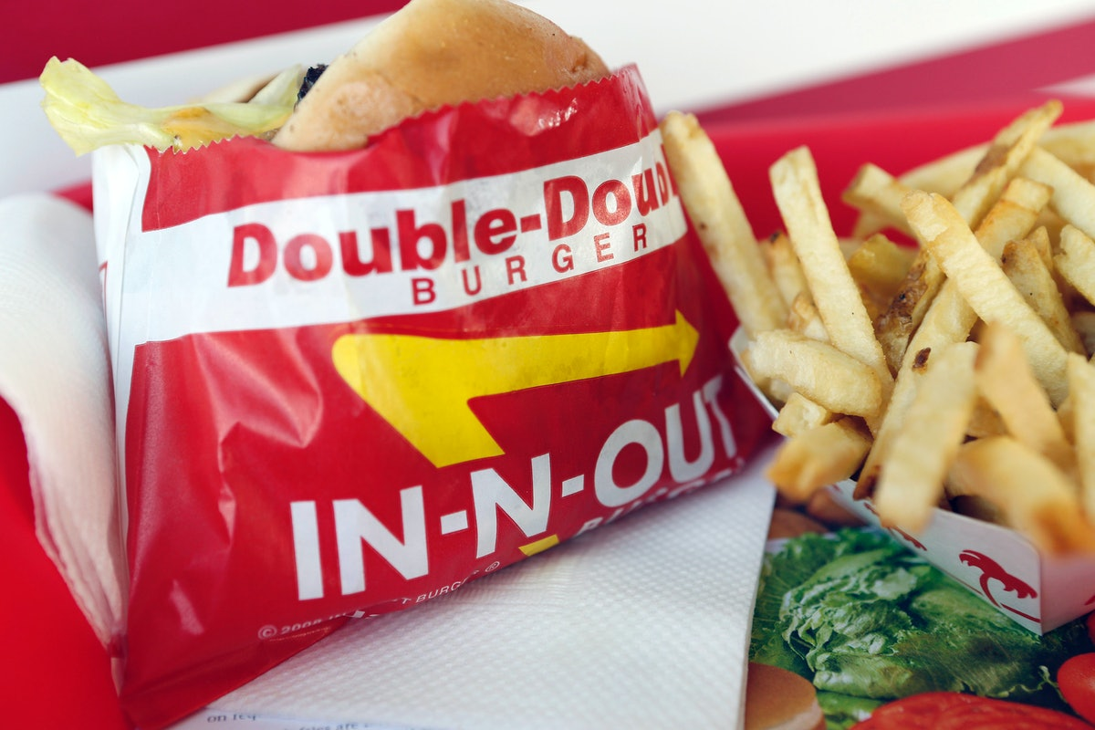 In-N-Out Burger As The Company Is Valued At Near $2 Billion