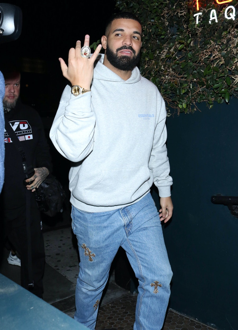 Celebrity Sightings in Los Angeles, California - October 22, 2019