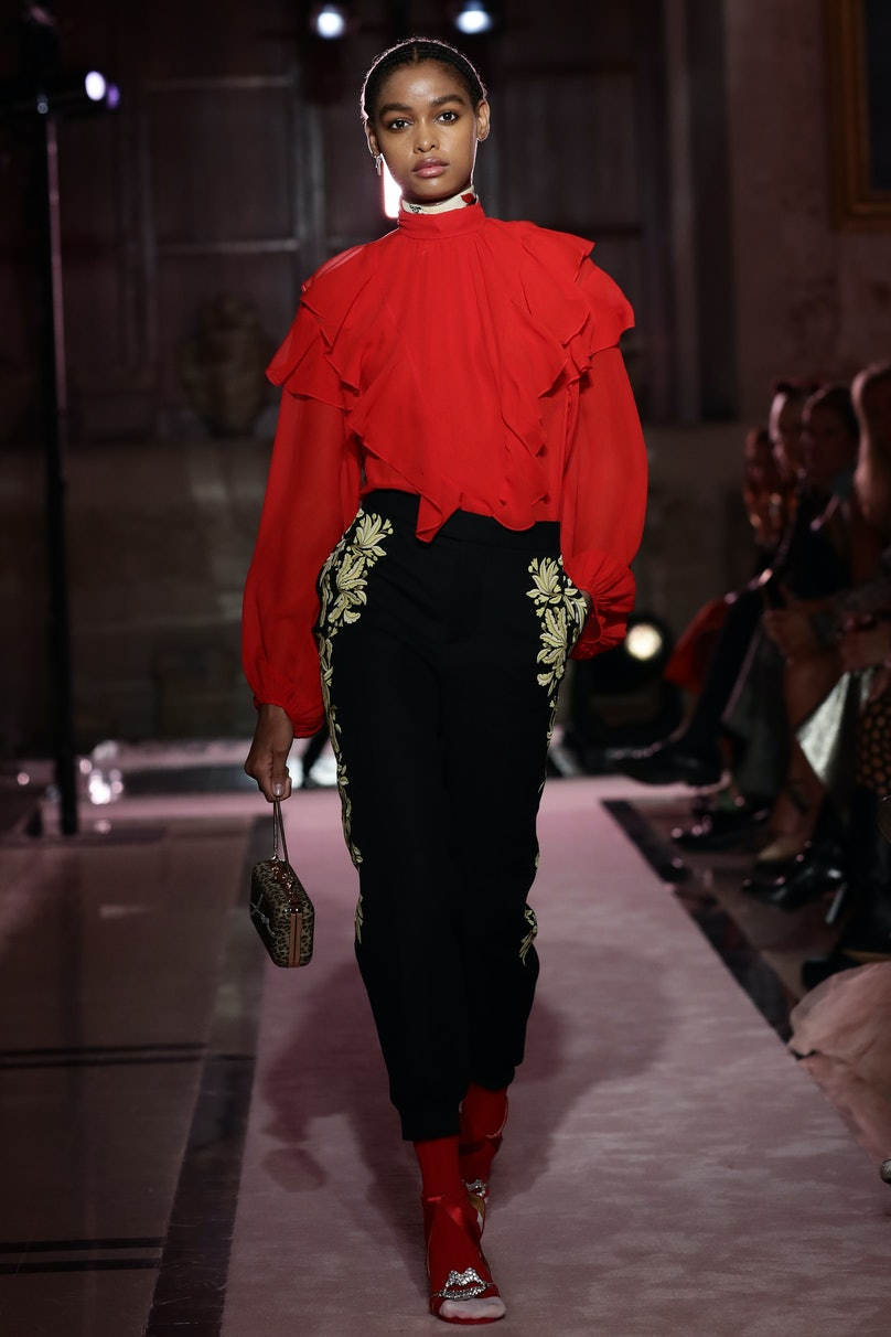 Runway - Giambattista Valli Loves H&M