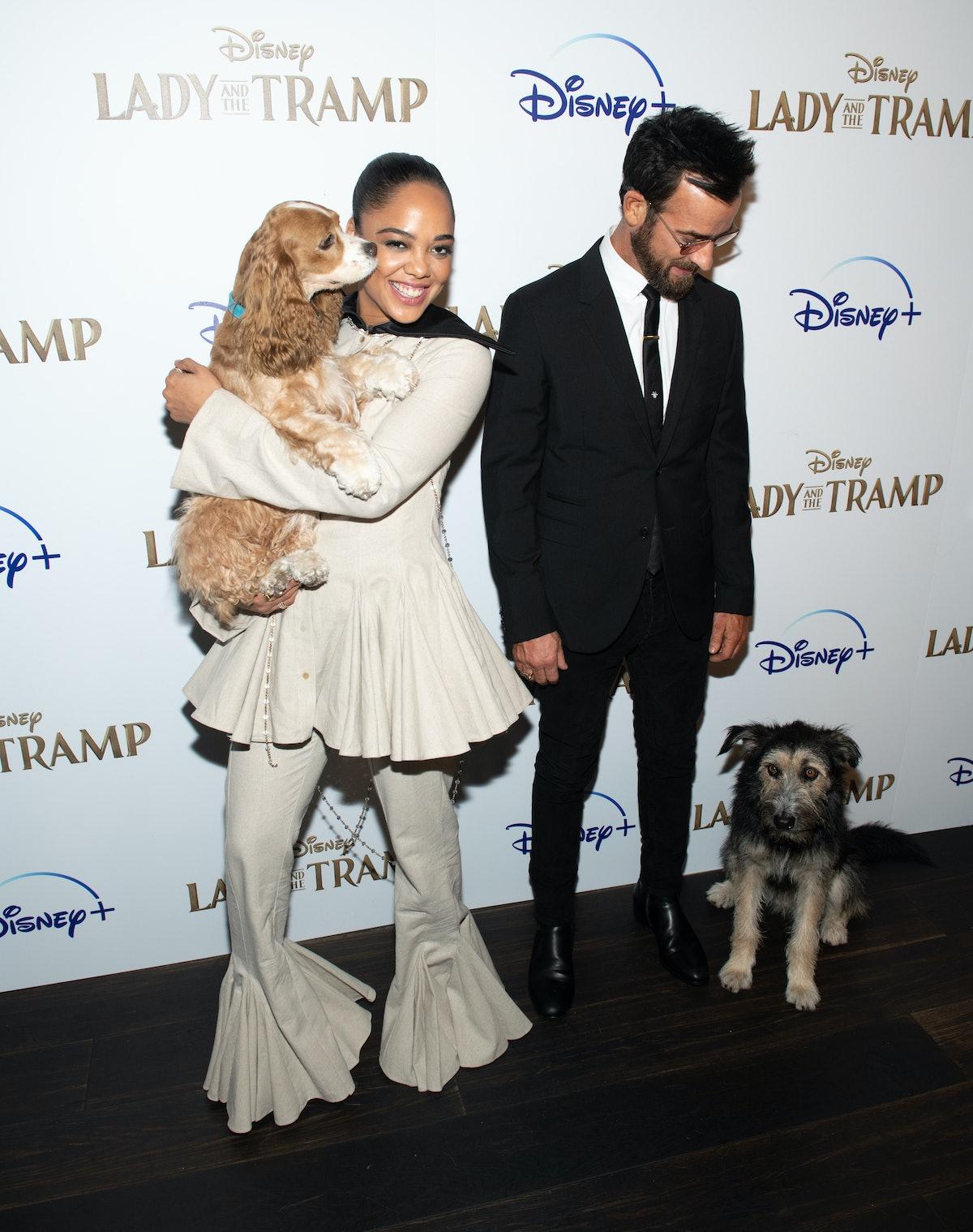 "Disney+'s ""Lady And The Tramp"" New York Screening"