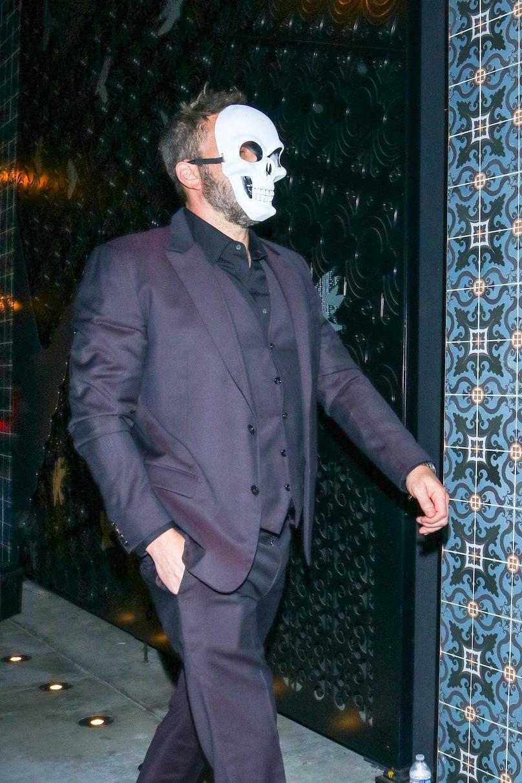 Celebrity Sightings In Los Angeles - October 27, 2019