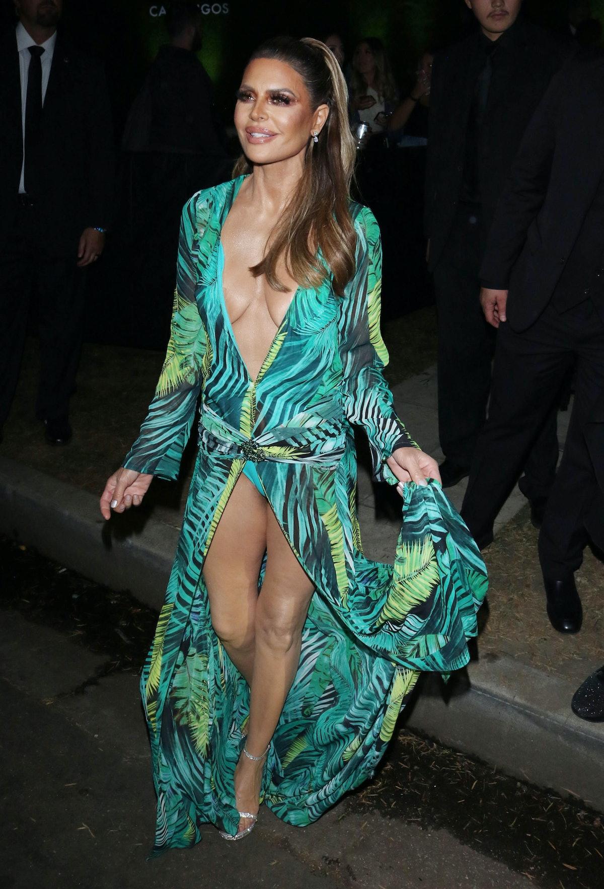 Celebrity Sightings in Los Angeles, California - October 25, 2019