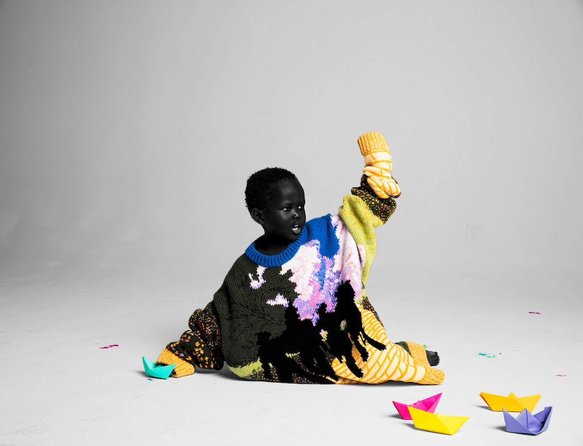 Anyieth as the Statue of Liberty - Virgil Abloh _ Louis Vuitton Campaign, 2019.JPG