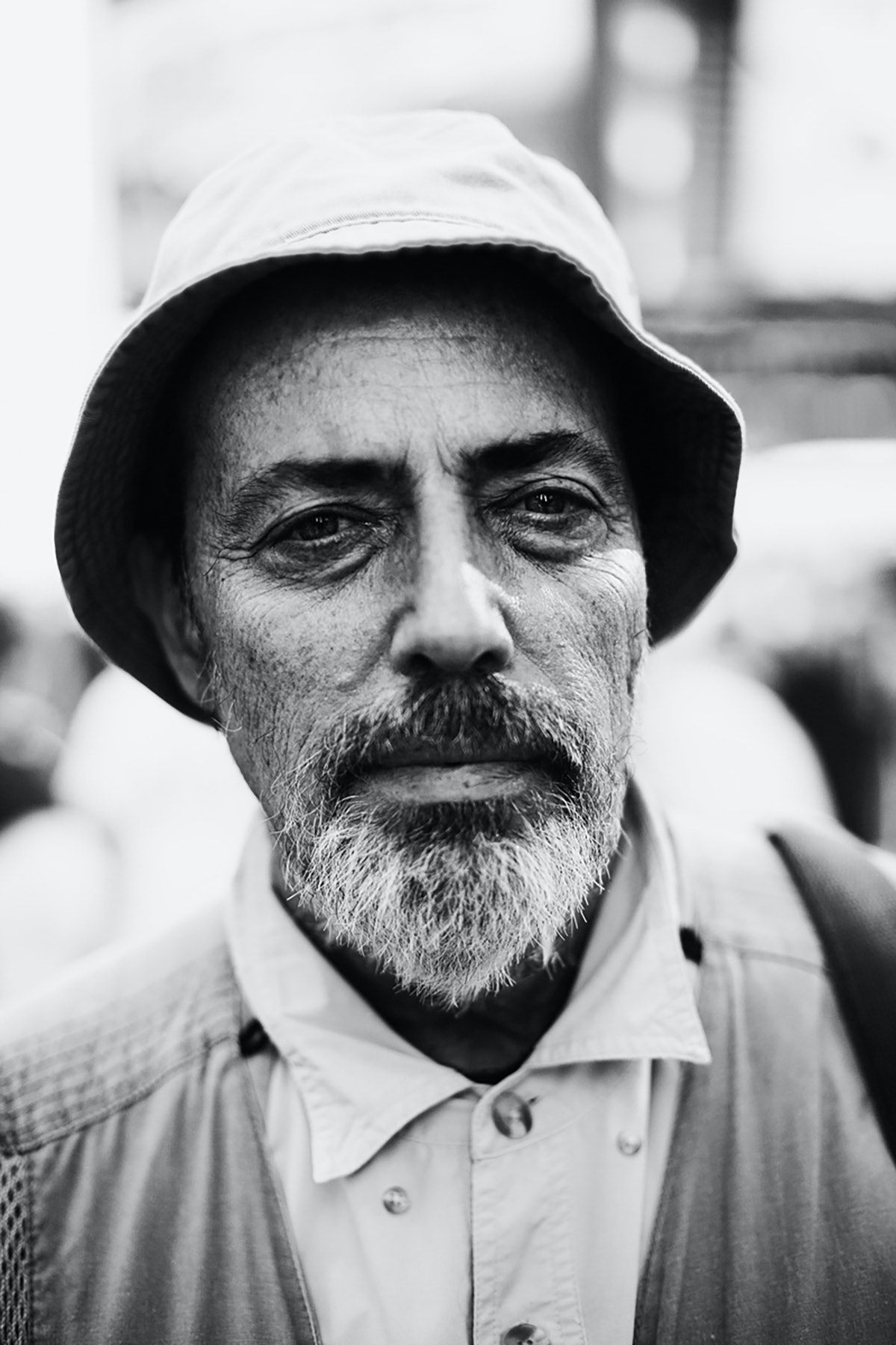 Bruce Gilden, New York City, 2011