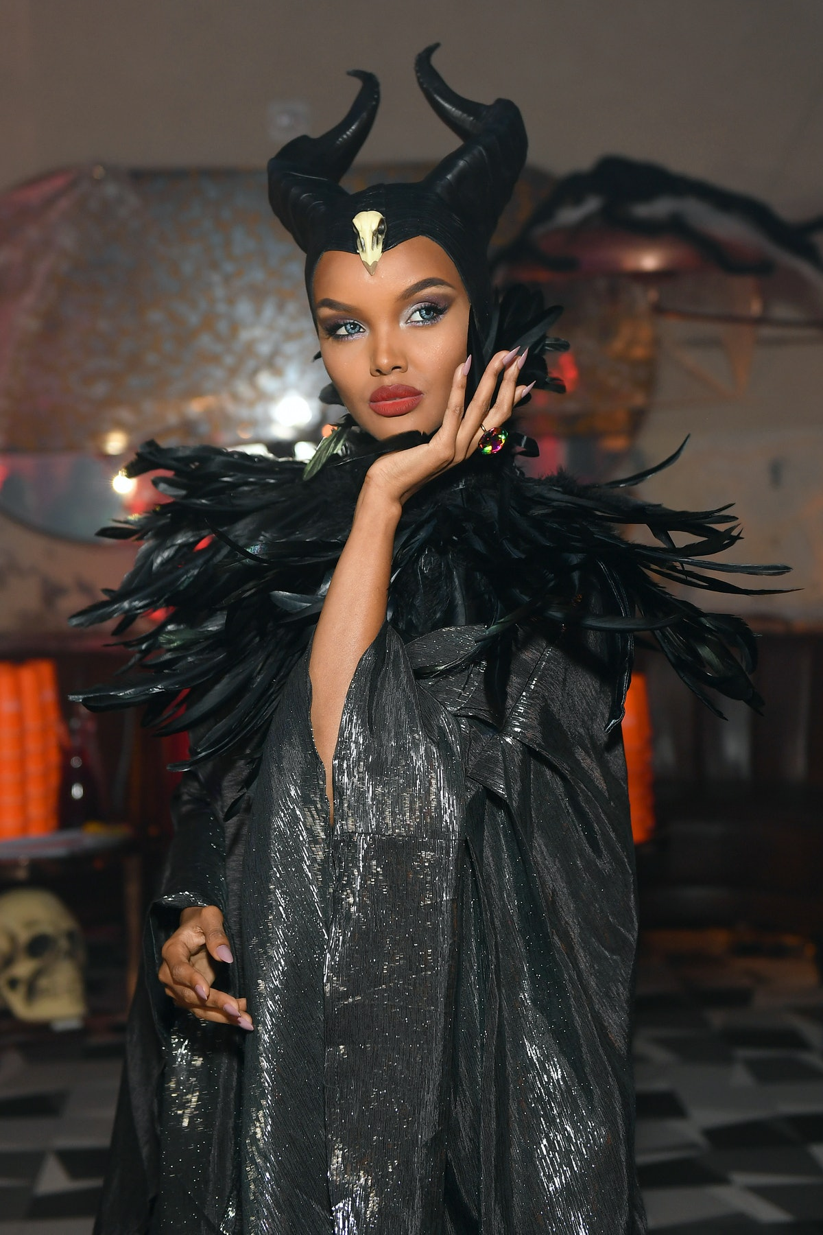 Heidi Klum's 20th Annual Halloween Party Presented By Amazon Prime Video And SVEDKA Vodka At Cathédrale New York - Inside