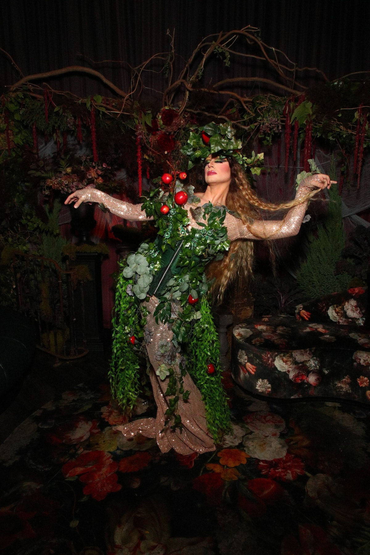 Ketel One Vodka And The Fleur Room Host Halloween In The Garden Of Good And Evil