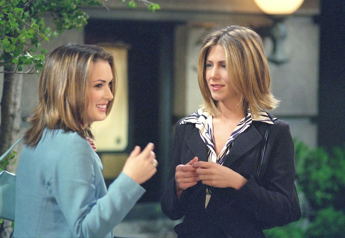 """""""Friends"""" Television Stills"""