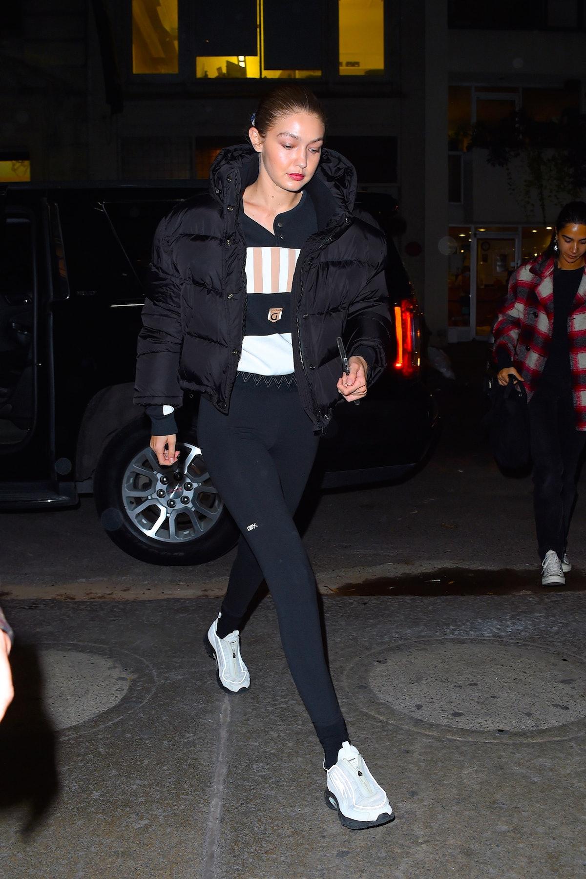 Celebrity Sightings in New York City - November 5, 2019