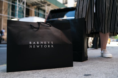 Luxury Retailer Barney's New York Mulls Bankruptcy Filing According To Reports
