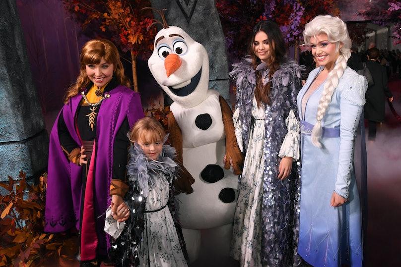 "Premiere Of Disney's ""Frozen 2"" - Red Carpet"