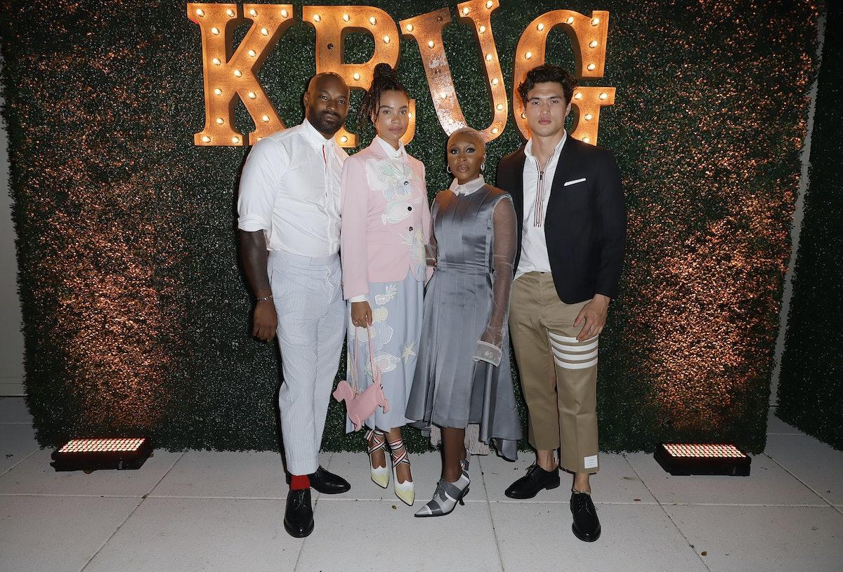 Krug Encounter Miami With Thom Brown And Cynthia Erivo