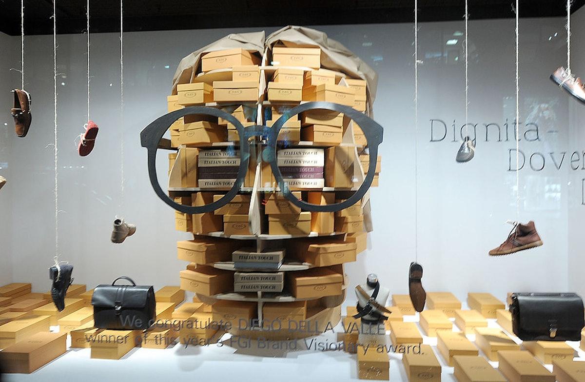 Barneys Celebrates Diego Della Valle's Brand Visionary Award