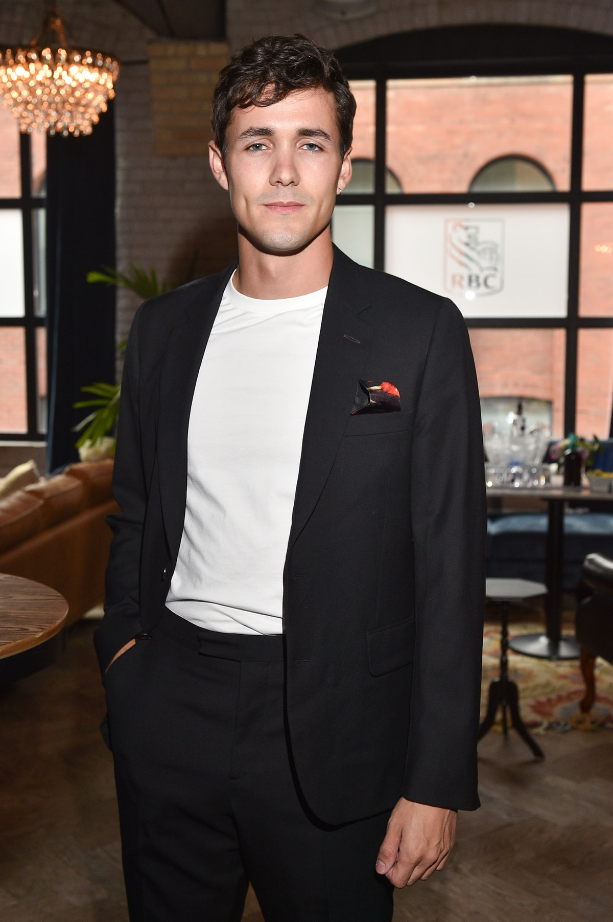 """RBC Hosted """"The Song of Names"""" Cocktail Party At RBC House Toronto Film Festival 2019"""