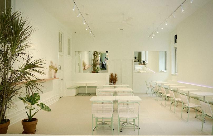 Mina's Interior. Photo courtesy of Flora Hanitijo.