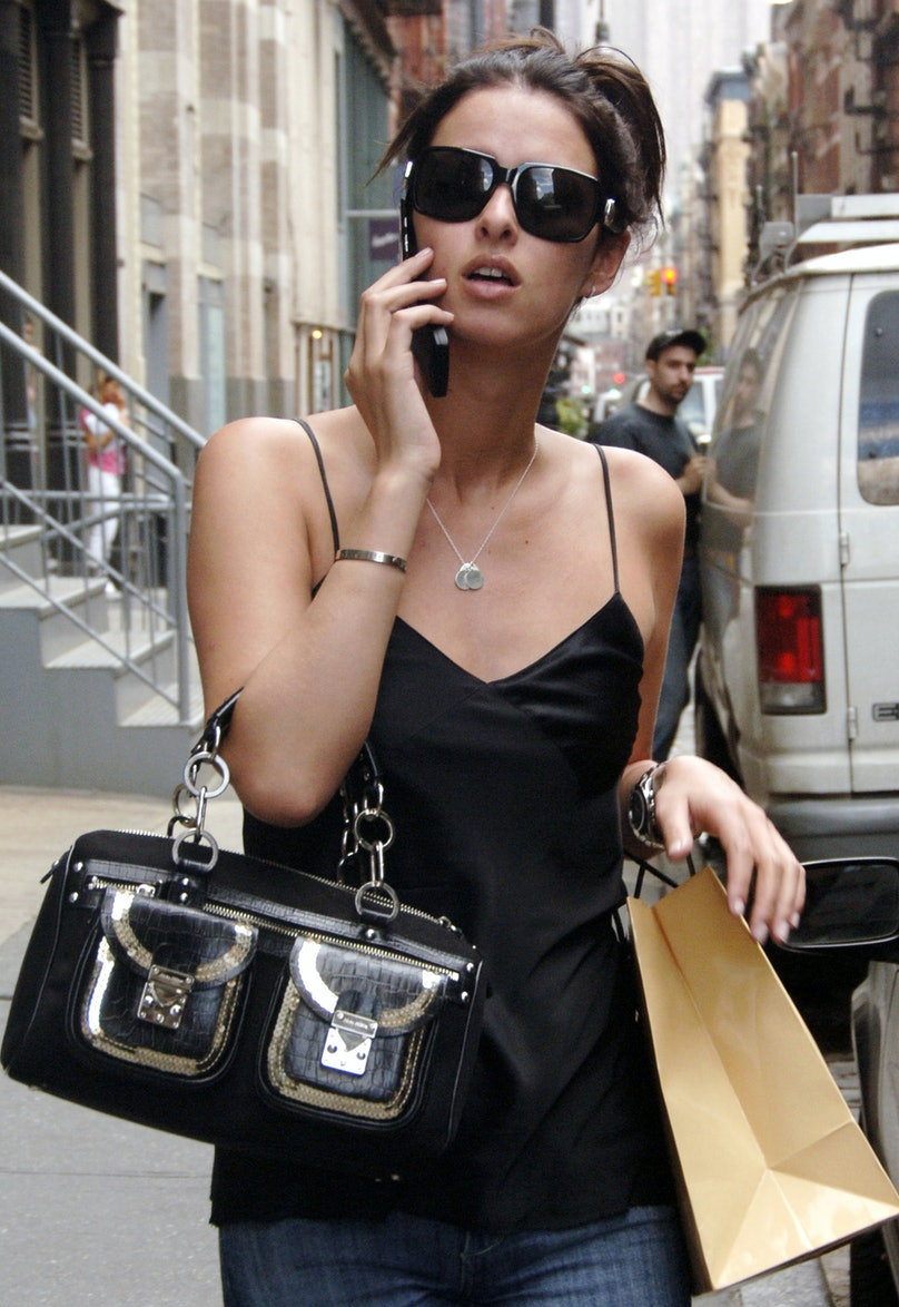 Nicky Hilton Sighting in New York City - May 31, 2005