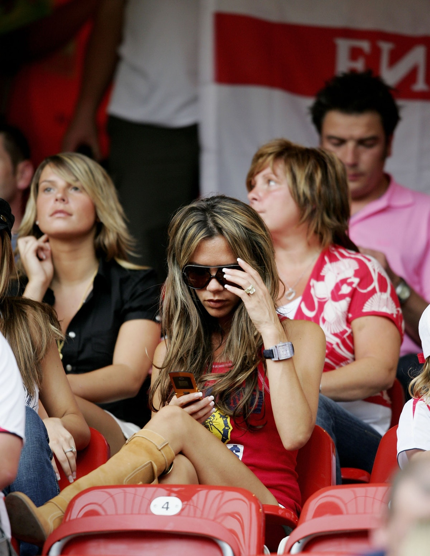 Group B  England v Trinidad v Tobago - World Cup 2006