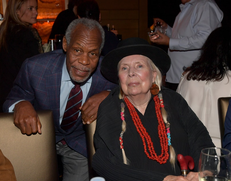 Quincy Jones Hosts As The Jazz Foundation Honors Joni Mitchell And Wayne Shorter In Los Angeles